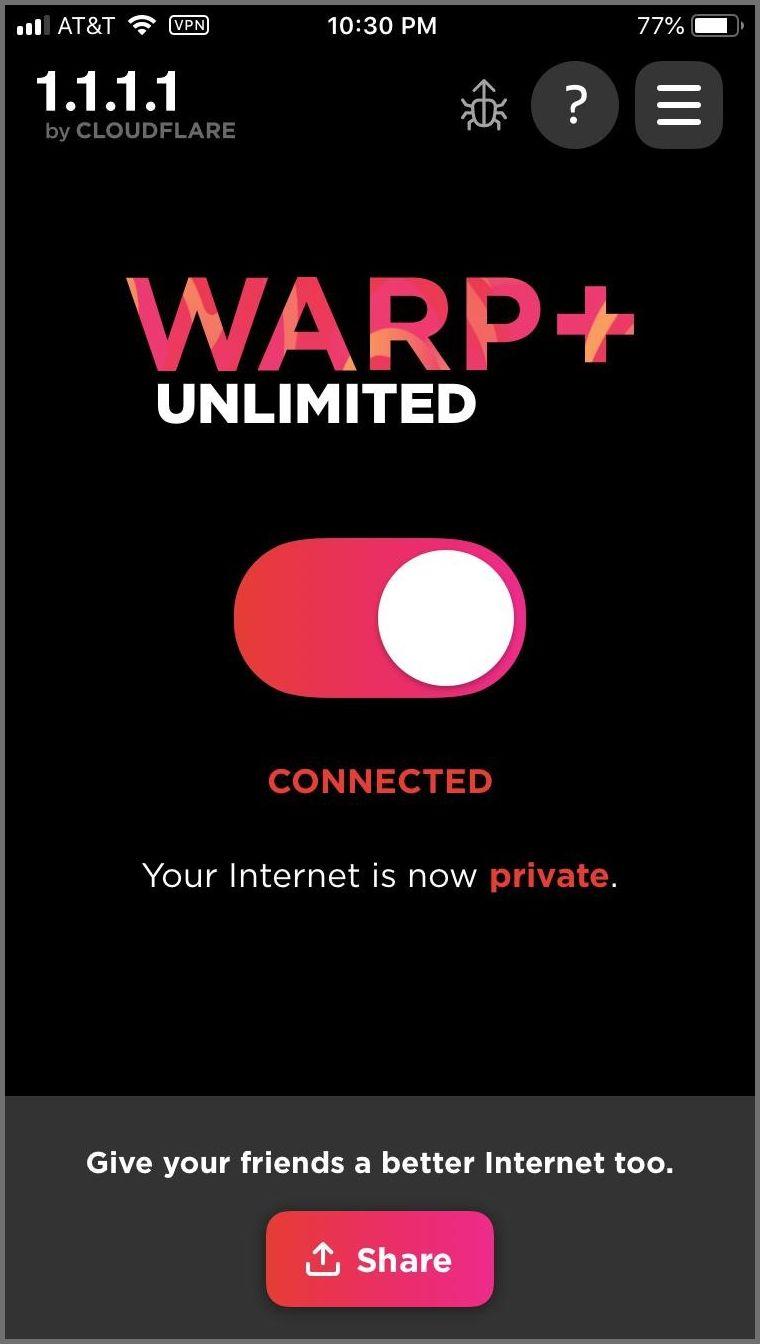 warp review 7