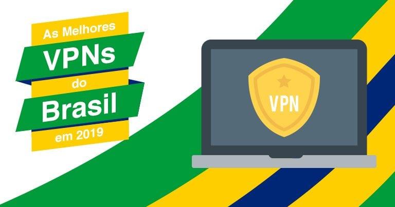 melhor VPN brasil