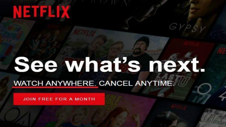 Watch American Netflix with Hotspot Shield VPN