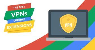 As 5 melhores extensões de VPN para o Chrome de 2018 (que realmente funcionam!)