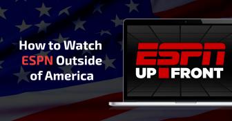 Como assistir à ESPN fora dos EUA