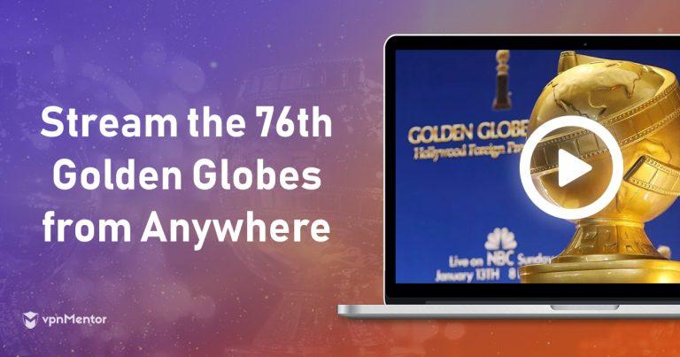 Stream the Golden Globes Anywhere