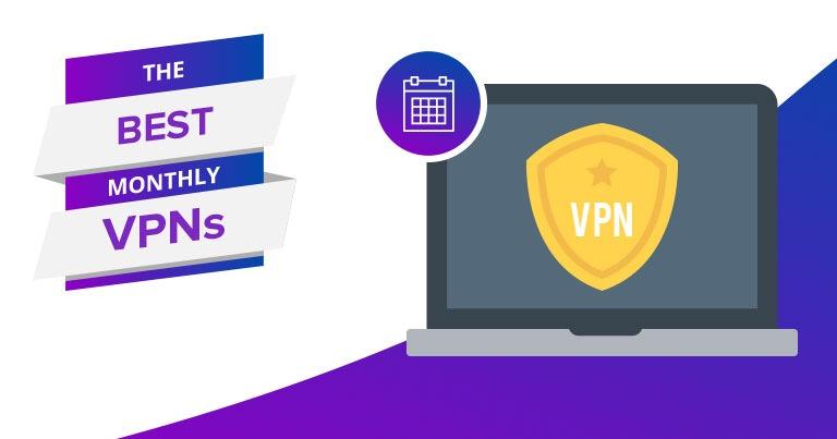 As melhores VPNs de assinatura mensal para 2018