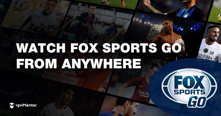 Watch Fox Sports Go Anywhere
