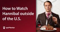 Como ver Hannibal na Netflix EUA em qualquer lugar em 2021