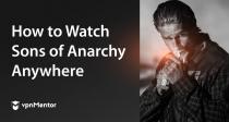 Assista a Sons of Anarchy na Netflix de qualquer lugar em 2021